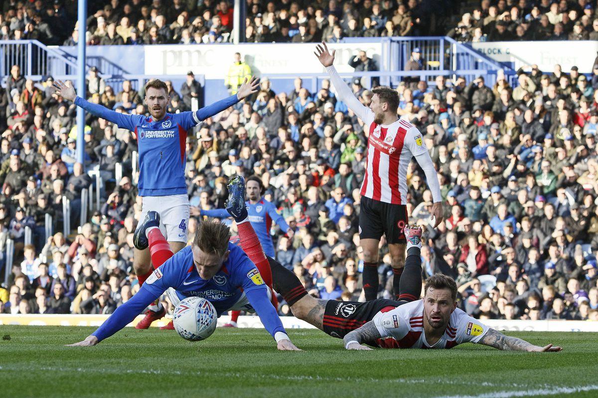 Portsmouth v Sunderland - Sky Bet League One