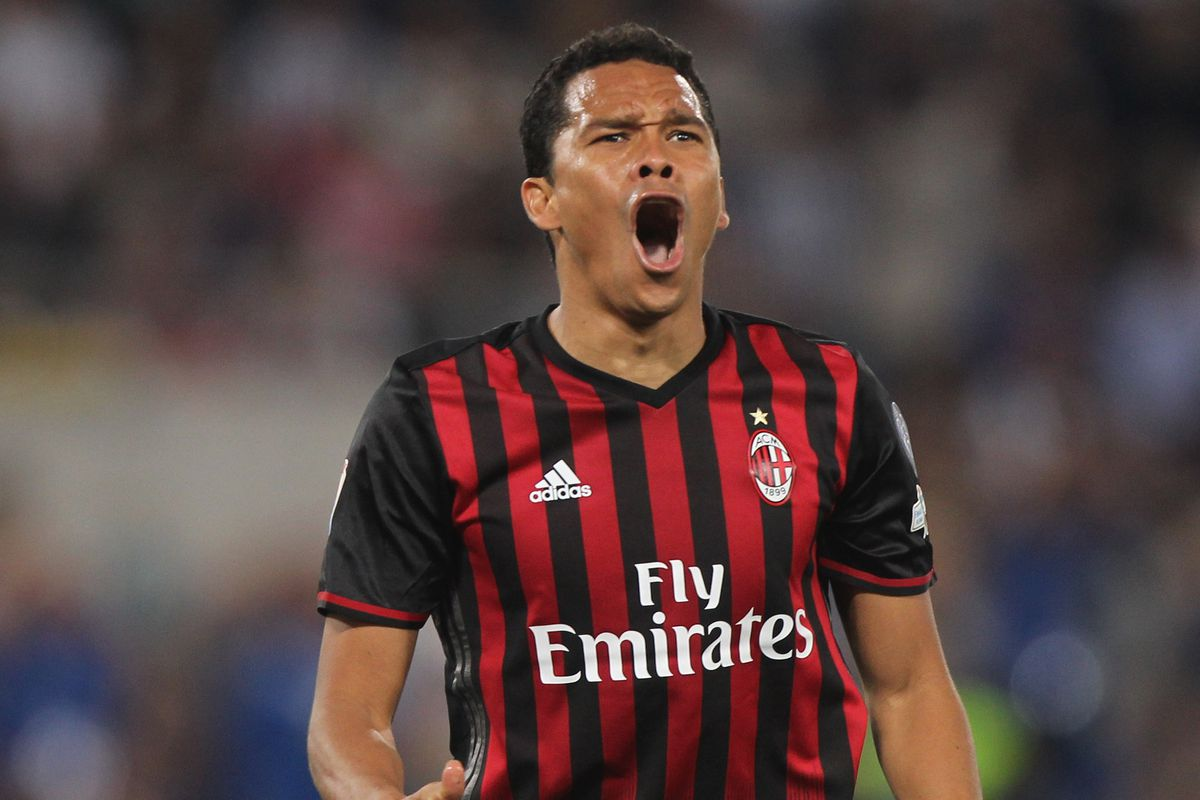 Bacca has enjoyed an excellent first season in Italy