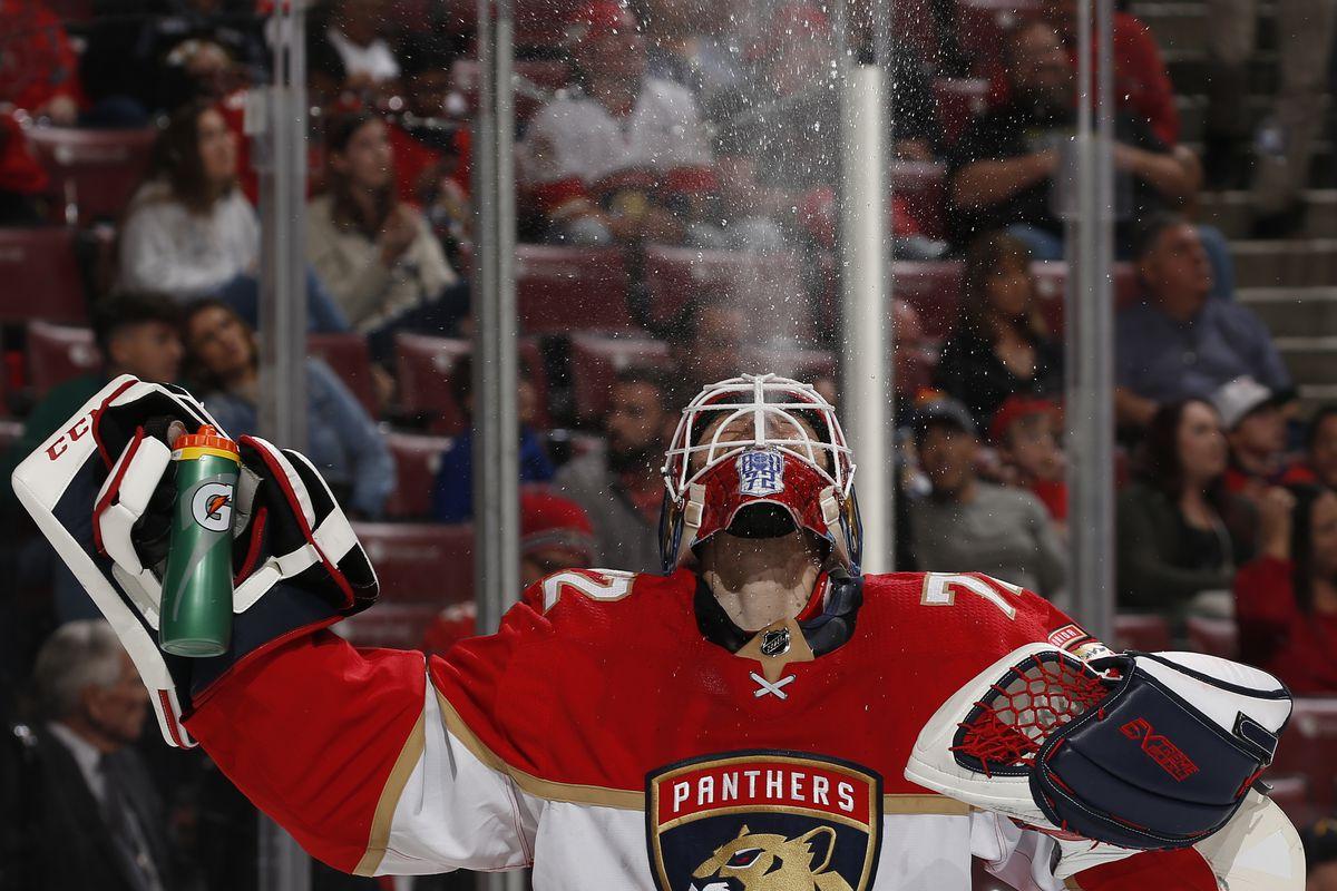NHL: DEC 14 Bruins at Panthers