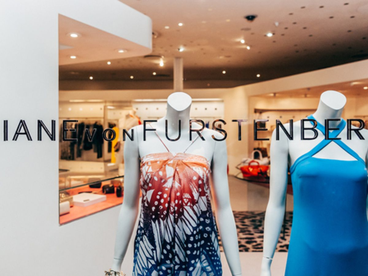 """Photo of the DVF store by <a href=""""http://peladopelado.com"""">Driely S.</a> for Racked"""
