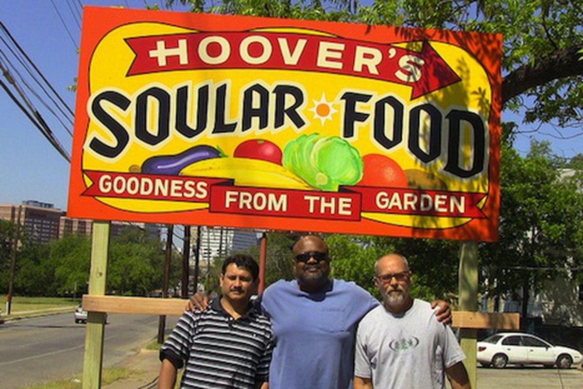 Hoover's Soular Food.