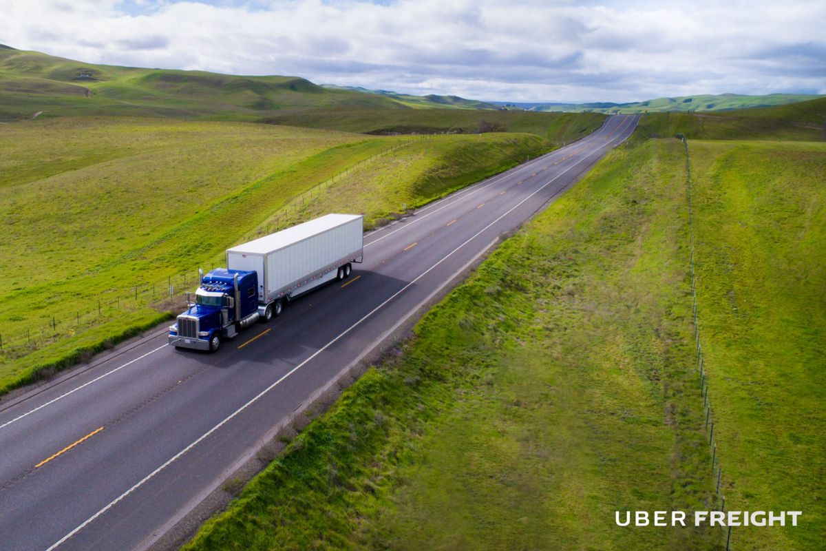 Uber for trucks is here  Here's how it will work  - Vox
