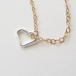 """Teeny heart necklace, <a href=""""http://www.etsy.com/listing/159440601/teeny-tiny-open-heart-sterling-silver-on?ref=sr_gallery_39&ga_search_query=delicate+necklace&ga_order=most_relevant&ga_view_type=gallery&ga_ship_to=US&ga_locationQuery=4140963&ga_search_"""