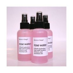 """Kick the stickiness of sweat by hydrating your skin with this soothing, skin invigorating <a href=""""http://www.durossandlangel.com/face/193-rose-water-toning-mist.html"""">Rose Water Toner Mist</a> ($12) from Midtown Village's Duross & Langel. The natural ext"""