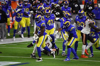 Los Angeles Rams vs Chicago Bears