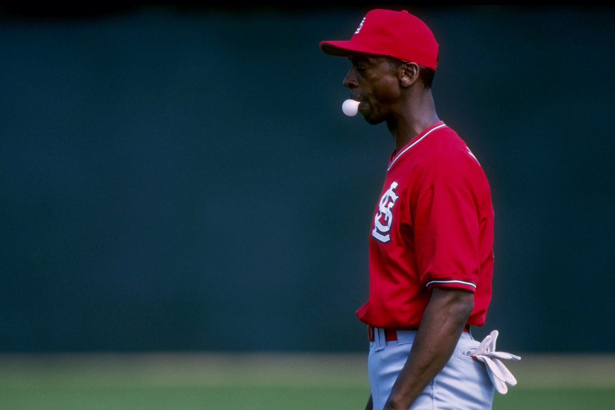 low priced f0a15 0f26a Willie McGee is so fly... - A Hunt and Peck - Viva El Birdos