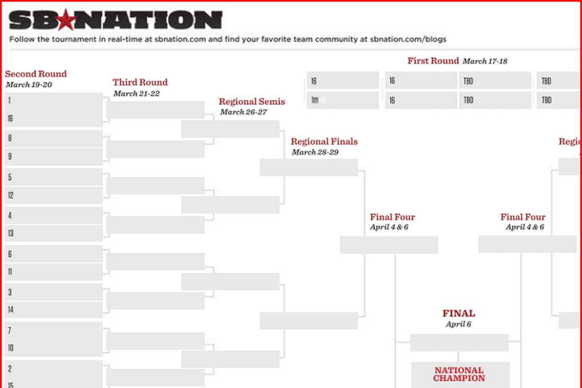 march madness bracket  print out your ncaa tournament