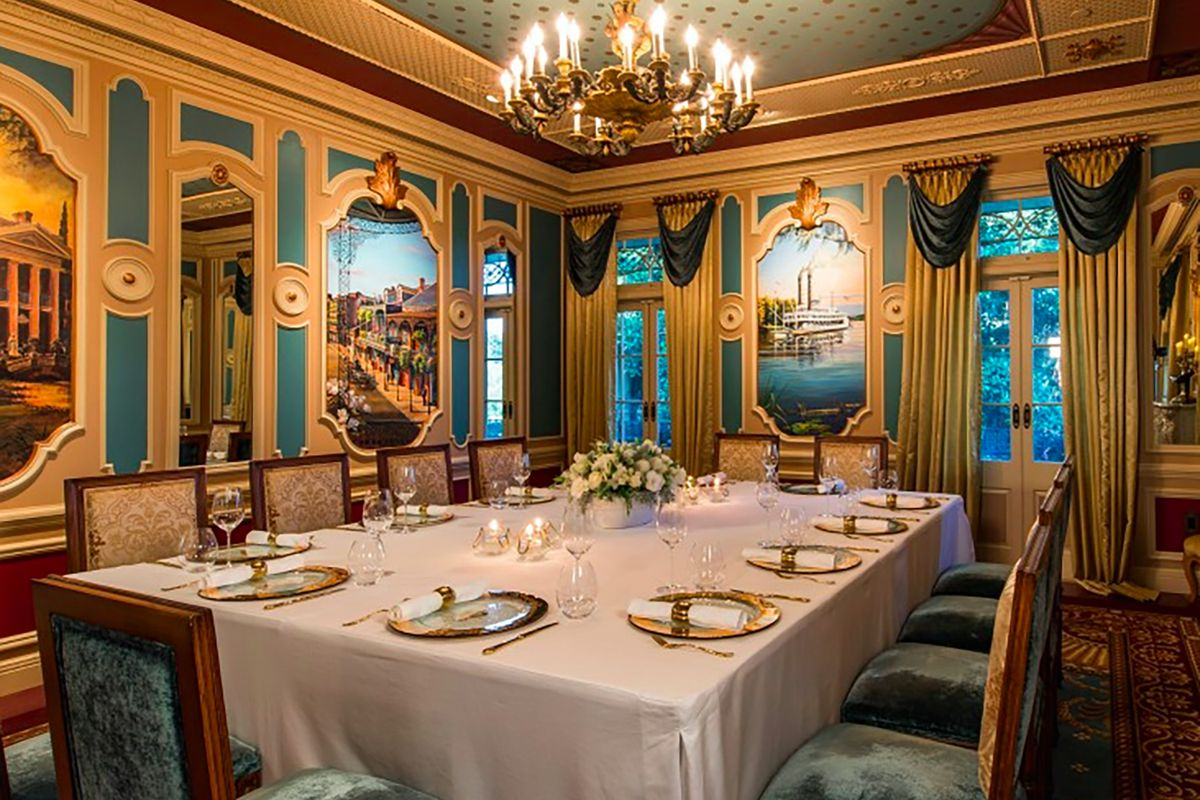 The Dining Room At 21 Royal Courtesy Of