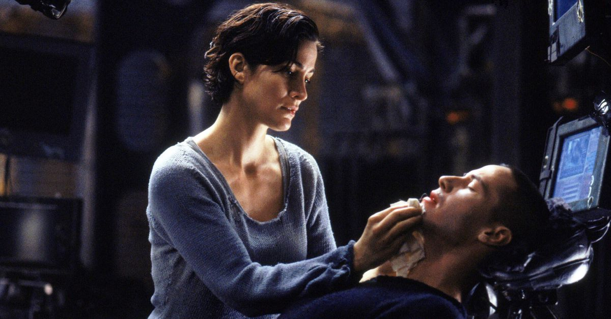 Keanu Reeves and Carrie Anne-Moss are making a fourth Matrix movie - The Verge