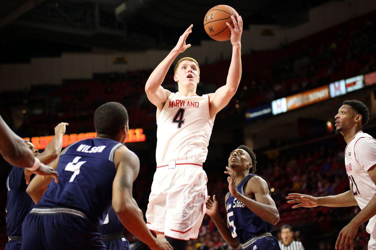 new product af722 65564 NBA Draft 2018: Maryland's Kevin Huerter selected 19th ...
