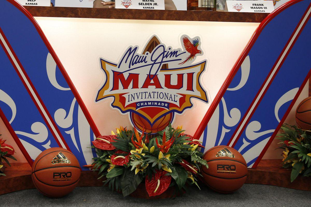 NCAA Basketball: Maui Invitational Championship-Vanderbilt v Kansas