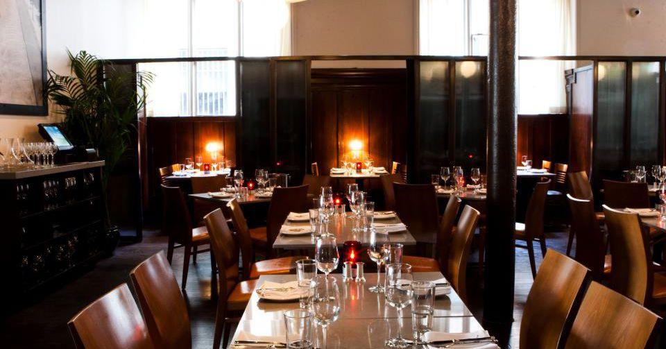 Burritt Room Tavern Menu