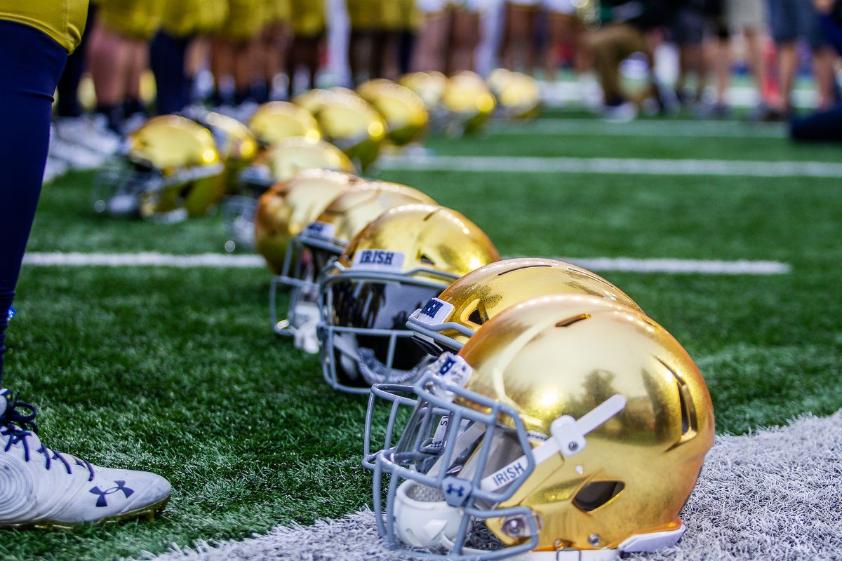 f86a06015c1b Notre Dame Football Recruiting: 2021 Commit List for the Fighting ...