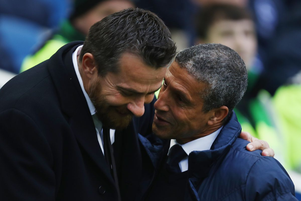 Brighton & Hove Albion v Fulham - Sky Bet Championship