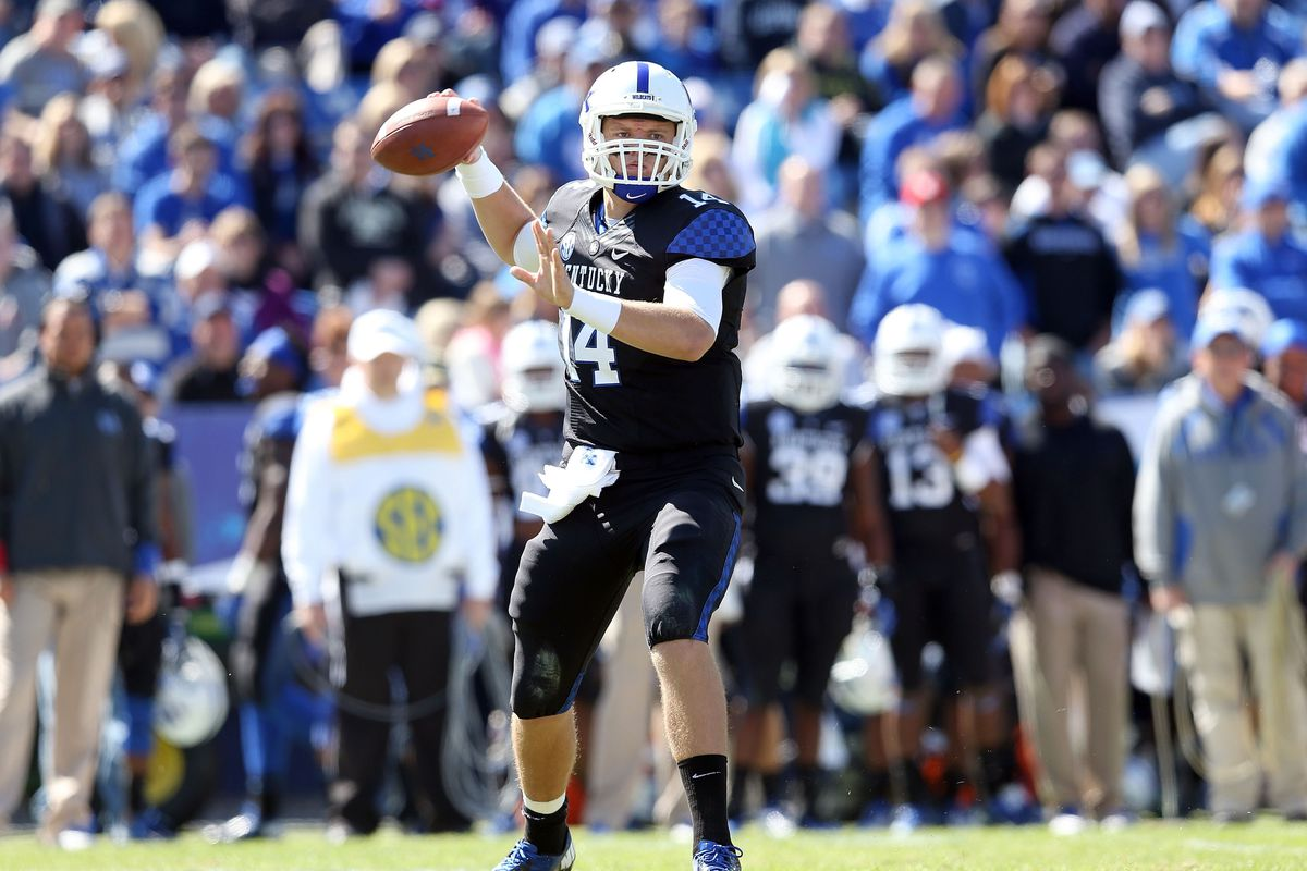 Patrick Towles is close to a return for Kentucky.