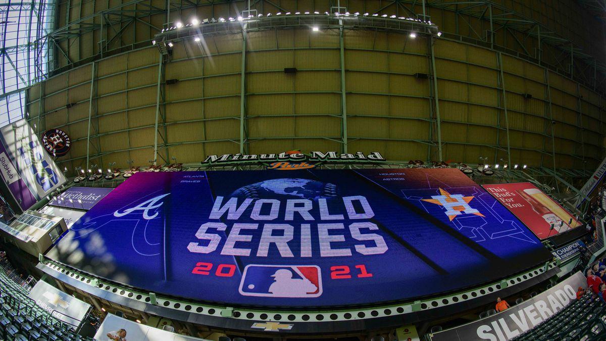 MLB: World Series-Atlanta Braves at Houston Astros