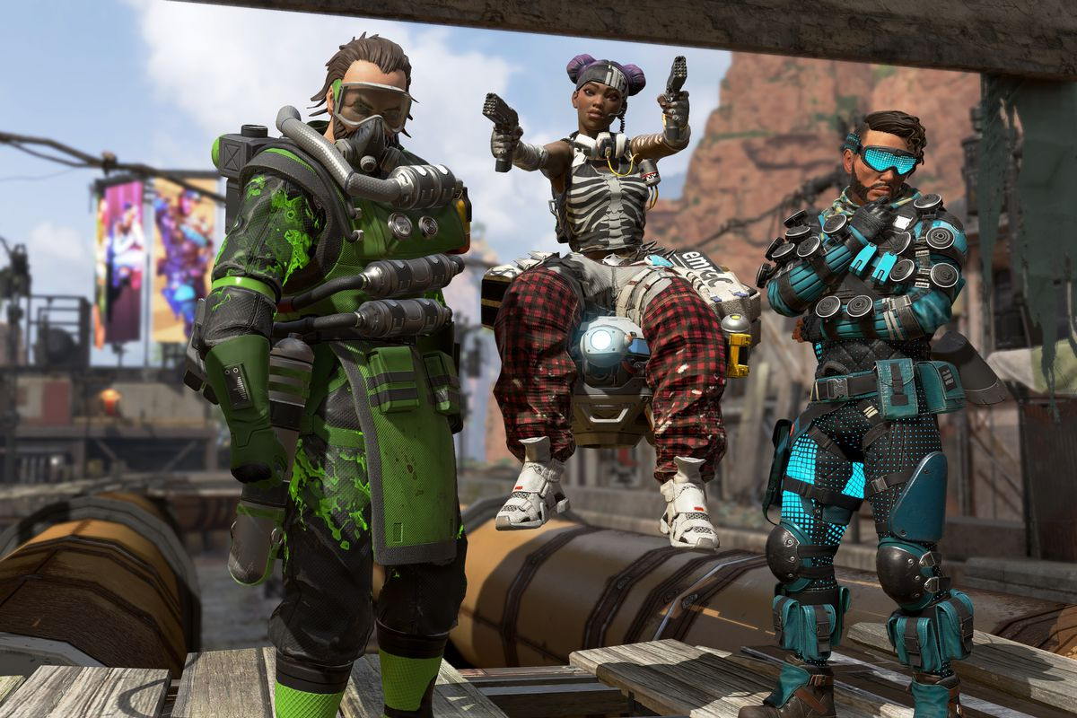 Which Apex Legends Character Should You Buy First Polygon