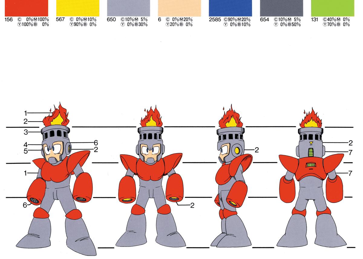 Mega Man art