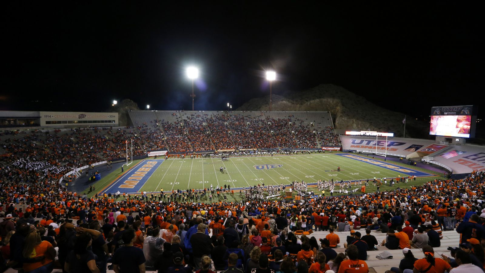 Looking At Conference Usa Football Attendance Underdog