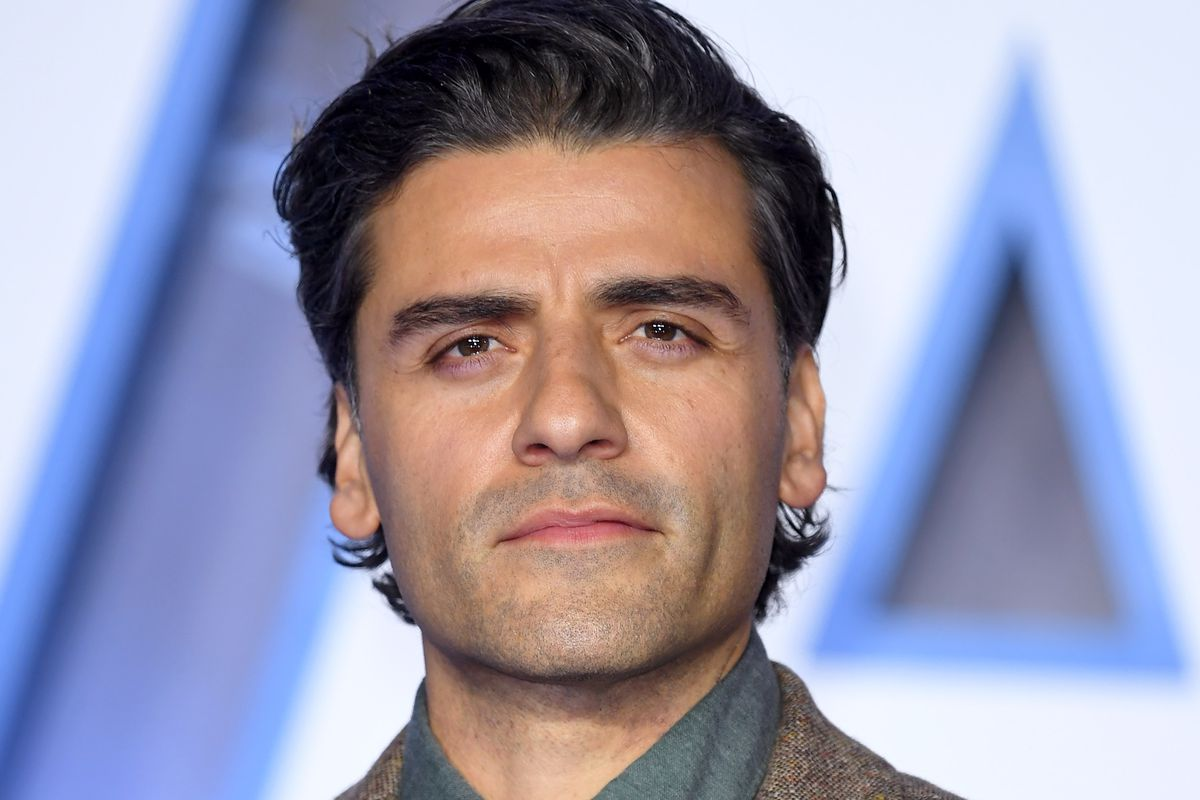 """Oscar Isaac attends the """"Star Wars: The Rise of Skywalker"""" European Premiere in London"""