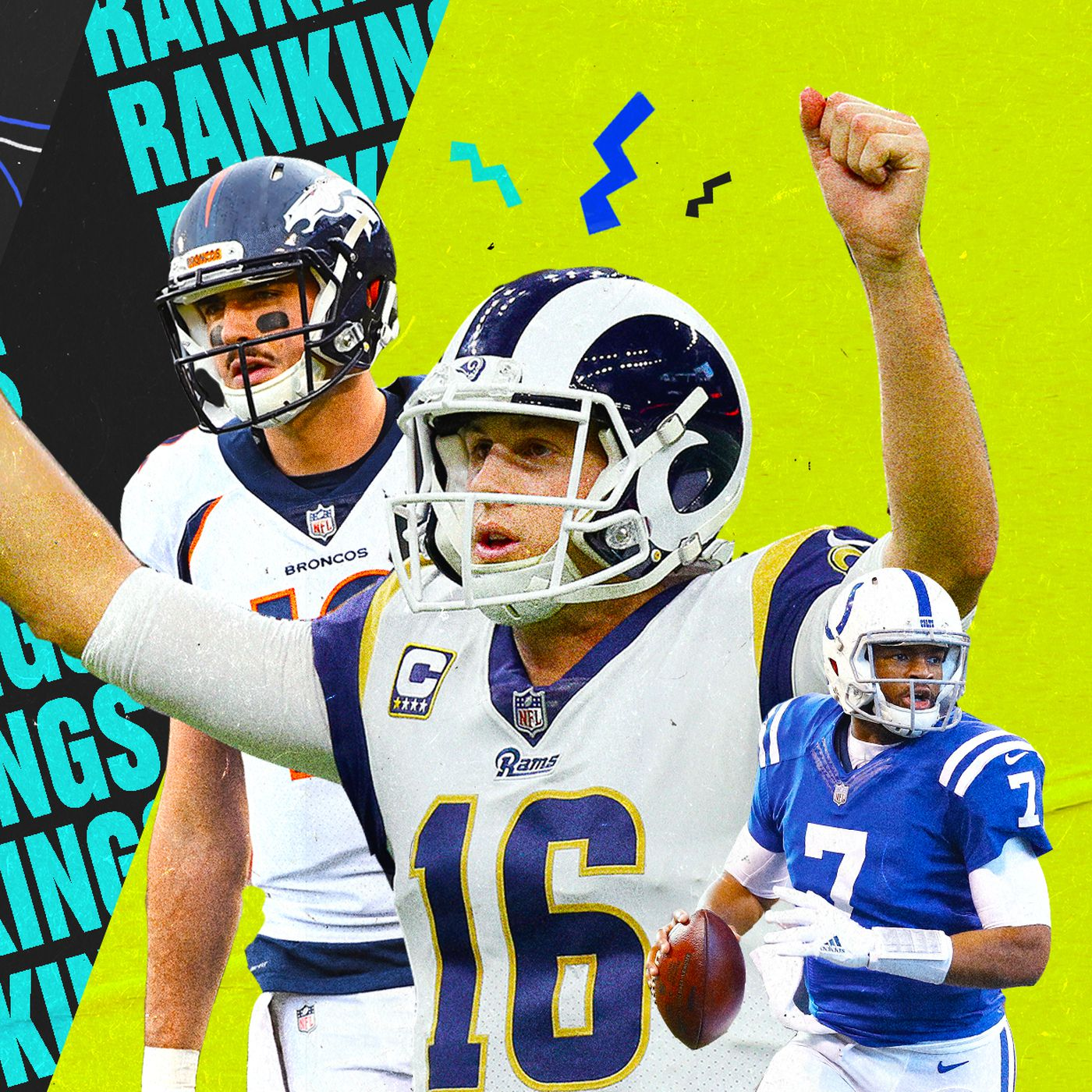 All 15 quarterbacks picked in the 2016 NFL Draft, as ranked today ...