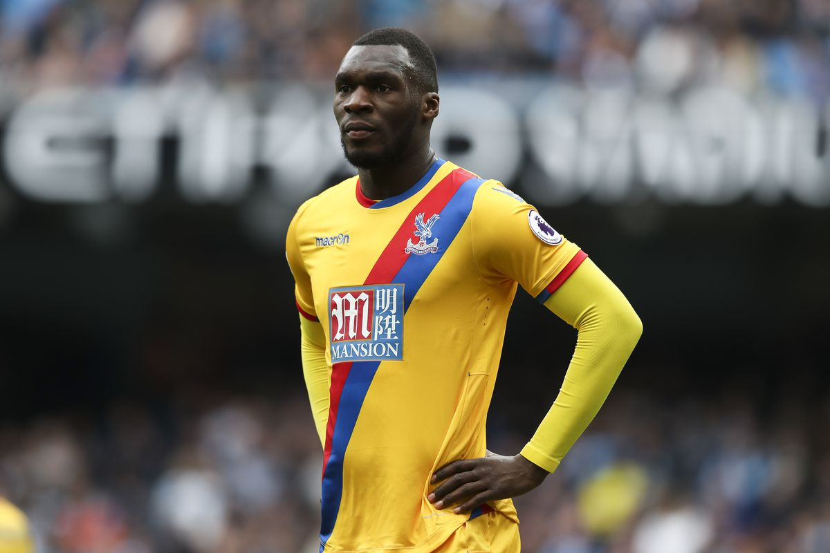 Everton Keen On Crystal Palace Striker Christian Benteke