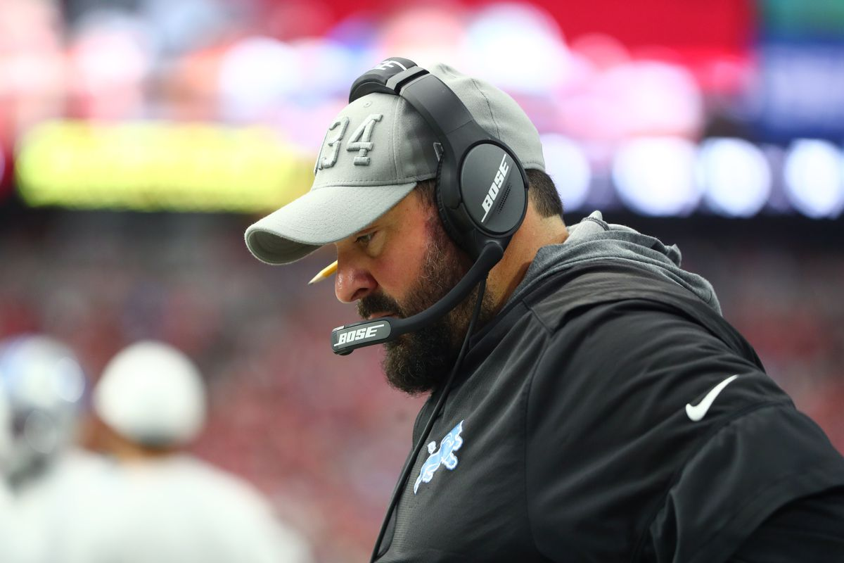 Is Matt Patricia the worst coach in the league?