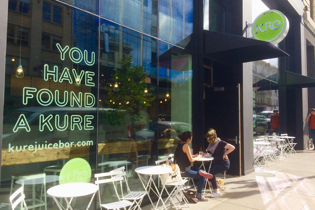 Kure Owners Say Hot Food Menu Was The Plan All Along Eater Portland