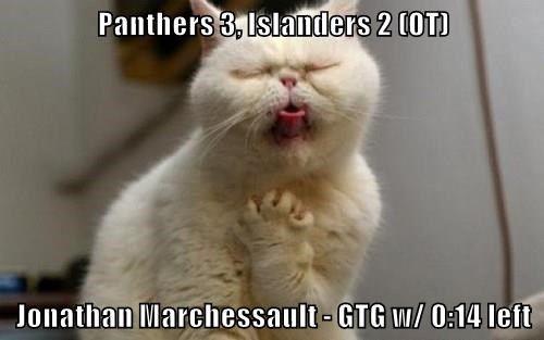 2016-17 Re-Cat Islanders Panthers SO