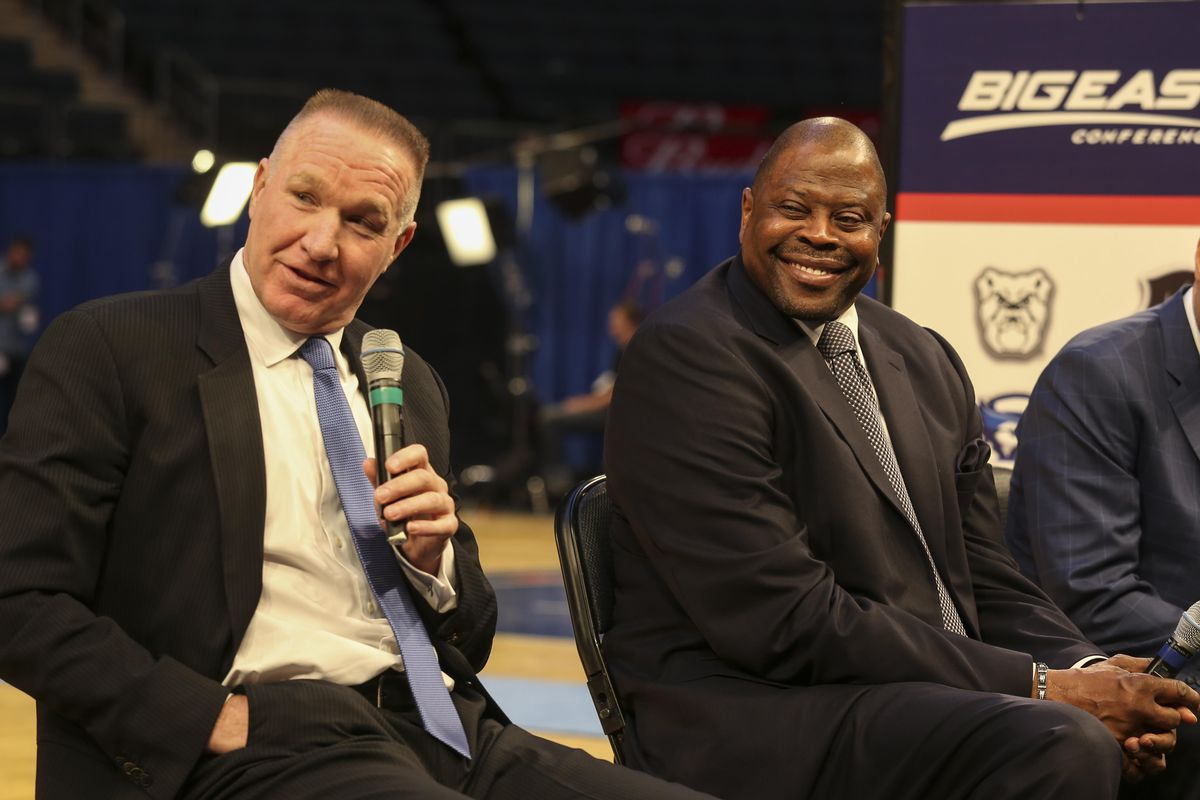 Chris Mullin and Patrick Ewing reflect on storied rivalry Rumble