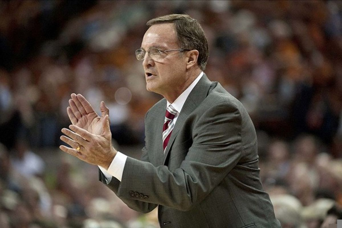 Sooner or later, Lon Kruger will bring a winner back to Norman. See what I did there?