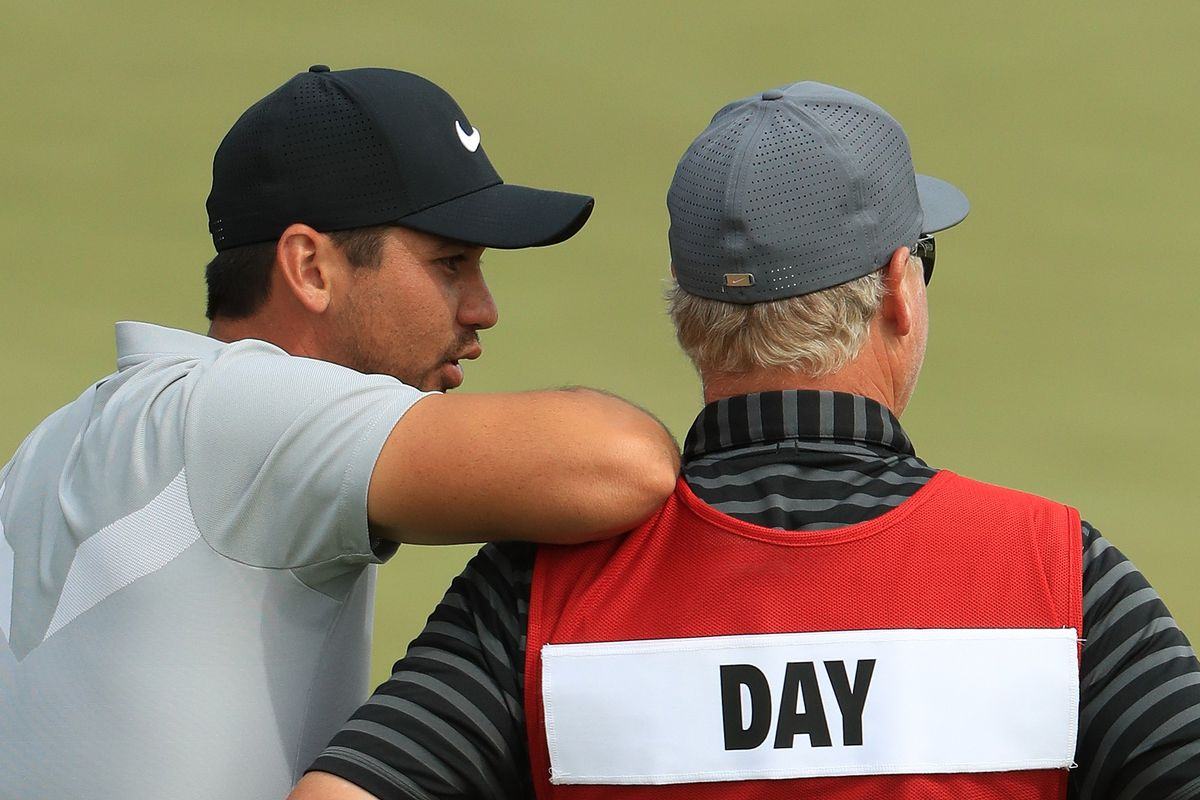 Jason Day makes caddie change, keeps Colin Swatton as swing coach