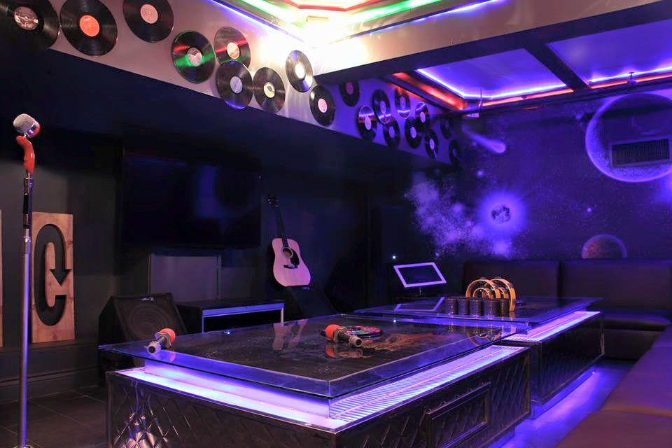 1240's karaoke room