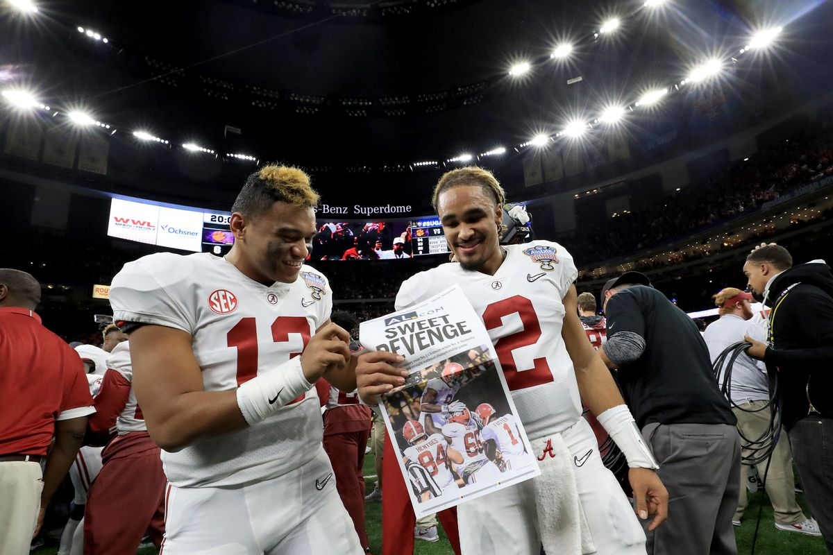 Jalen Hurts Dad Stirs Up A Quiet Quarterback Battle Hints At Transfer Roll Bama Roll