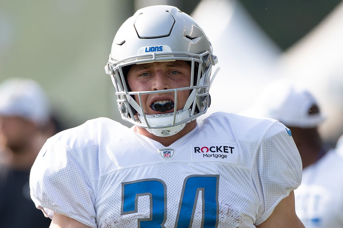 san francisco 9bc52 b98c1 2 reasons why the Detroit Lions cut Zach Zenner - Pride Of ...