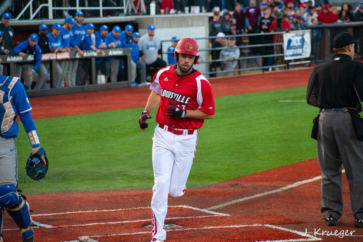 Louisville Baseball Sweeps #2 N.C. State - Card Chronicle
