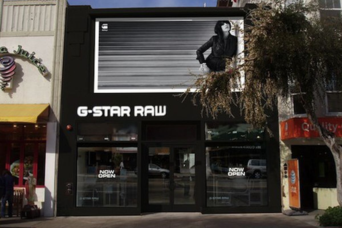 The new San Francisco G-Star is set to bow Saturday