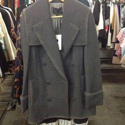 Alexander Wang Pea Coat, $237.30