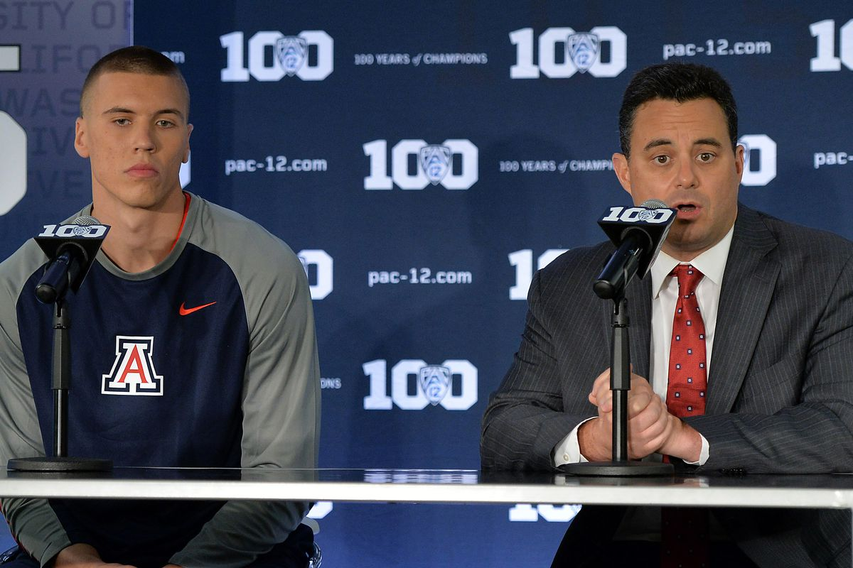 Sean Miller with the kid he called a Mother F%#^er who he praised as a great kid earlier.