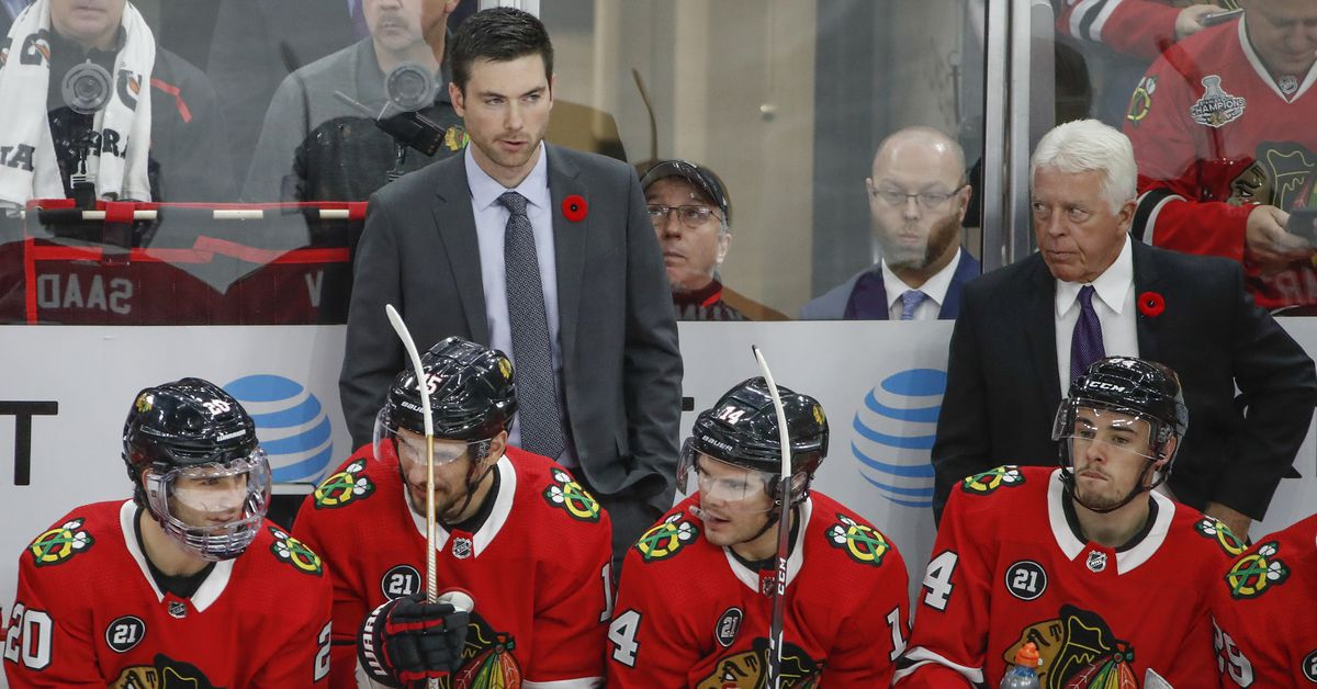 Blackhawks Decide Not To Introduce New Head Coach Jeremy