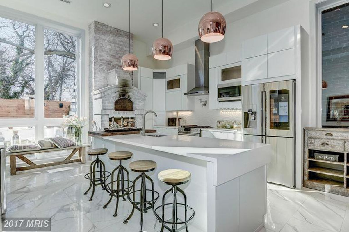6 stunning kitchens for sale in d c curbed dc