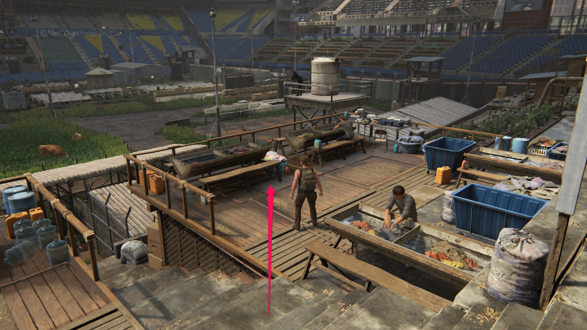 The Last of Us Part 2 guide: Seattle Day 1 – The Stadium collectibles walkthrough