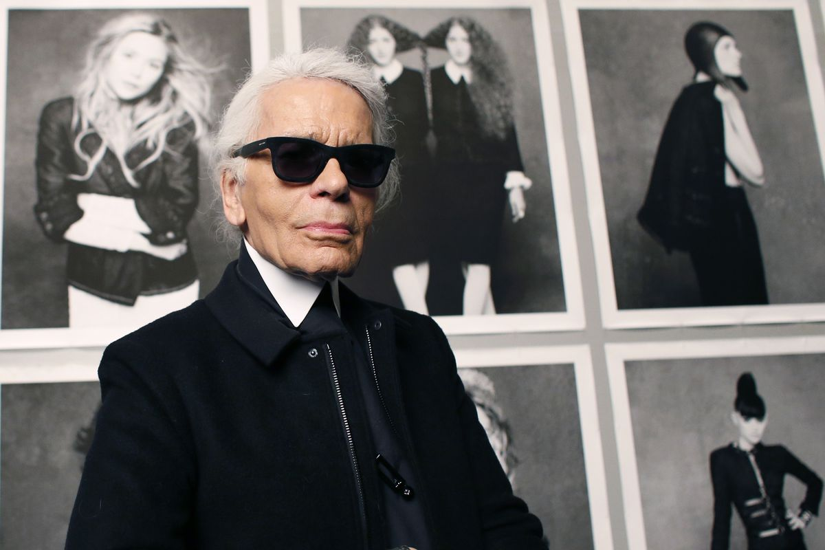 dce0590a55 Karl Lagerfeld was known for constantly refreshing Chanel s classic  designs
