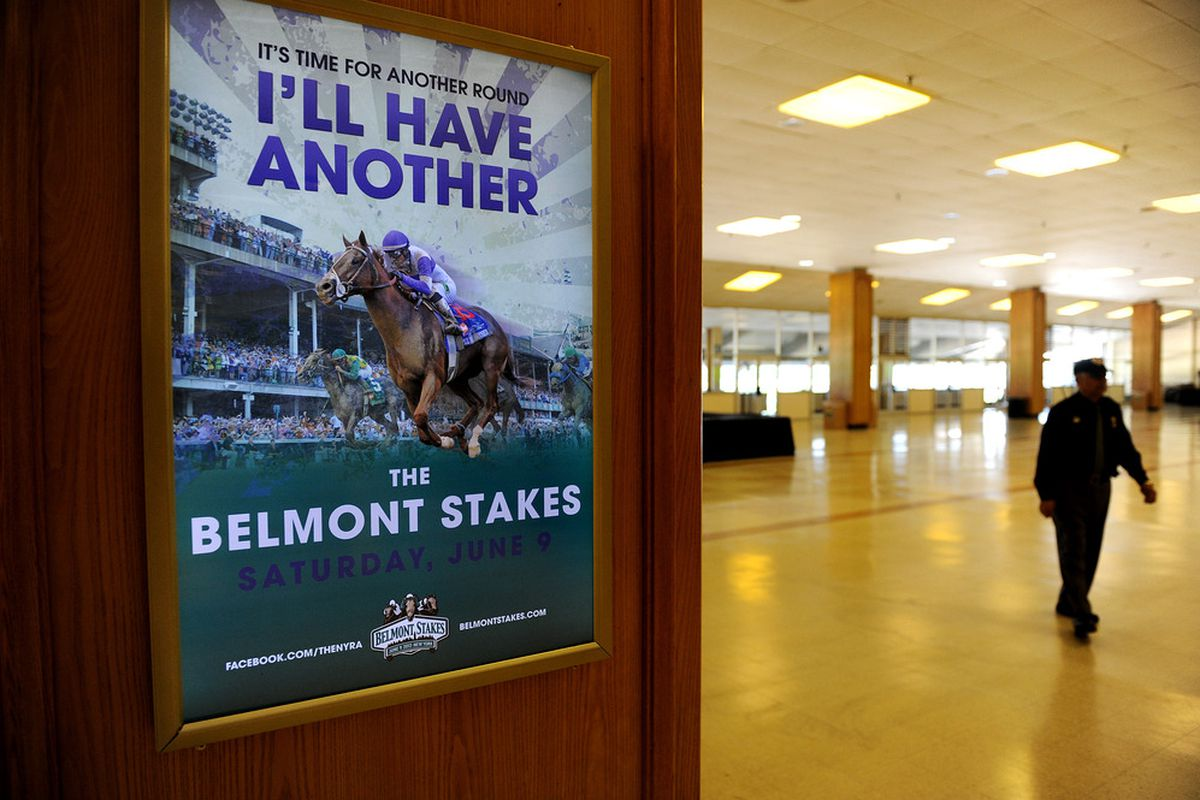 Another disappointment in the Triple Crown.