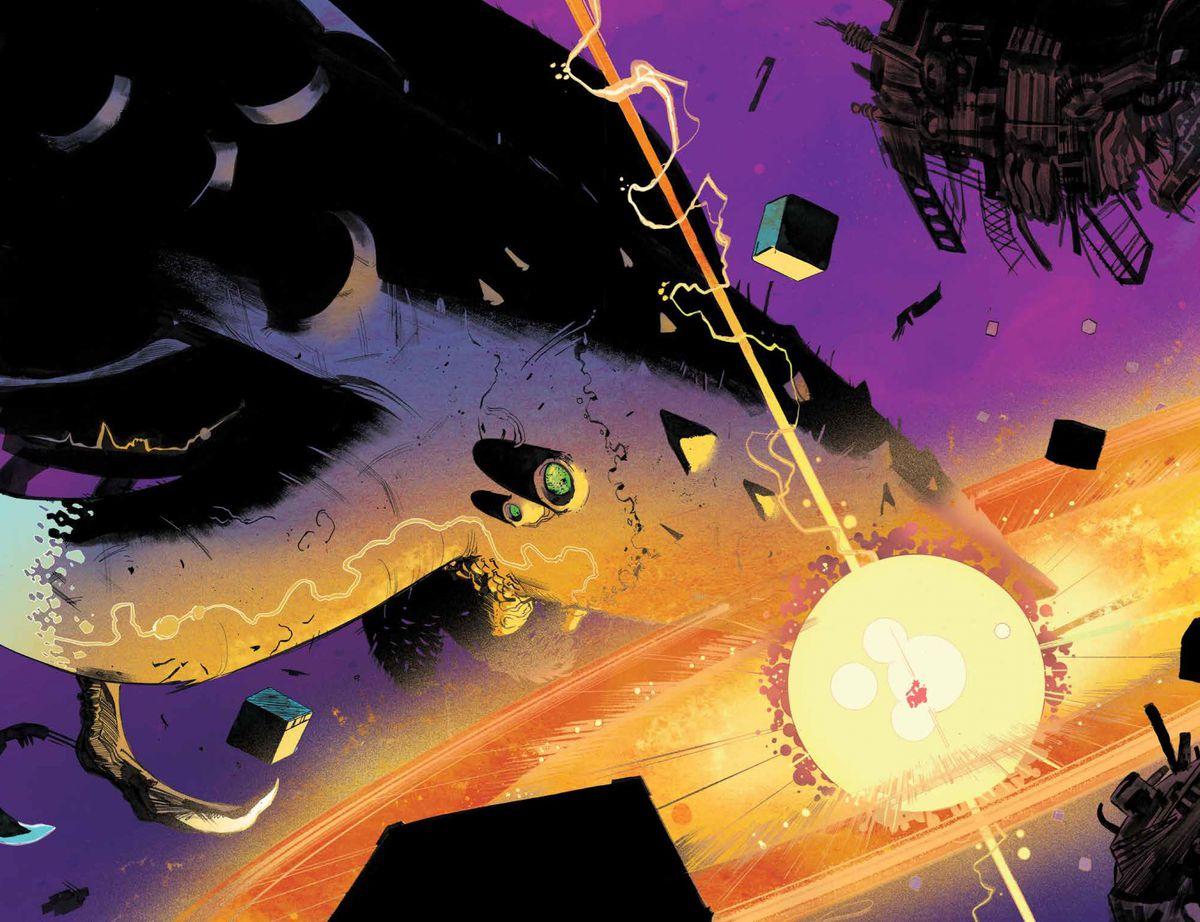 From Sea of Stars #1, Image Comics (2019).