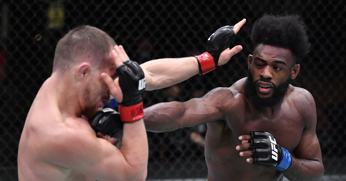 Aljamain Sterling vs. Petr Yan 2 in the works for UFC 267 on Oct. 30 in Abu Dhabi
