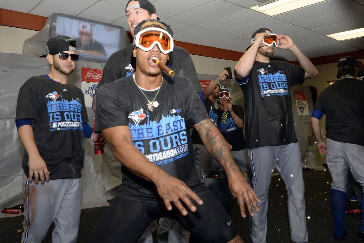 Marcus Stroman Could Be Celebrating Another Division Title in 2016