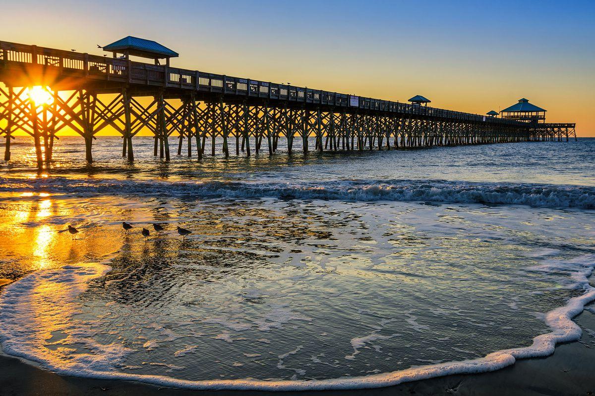 Folly Beach Shutterstock