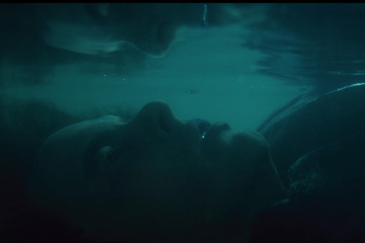 Teddy drowned on 'Westworld'