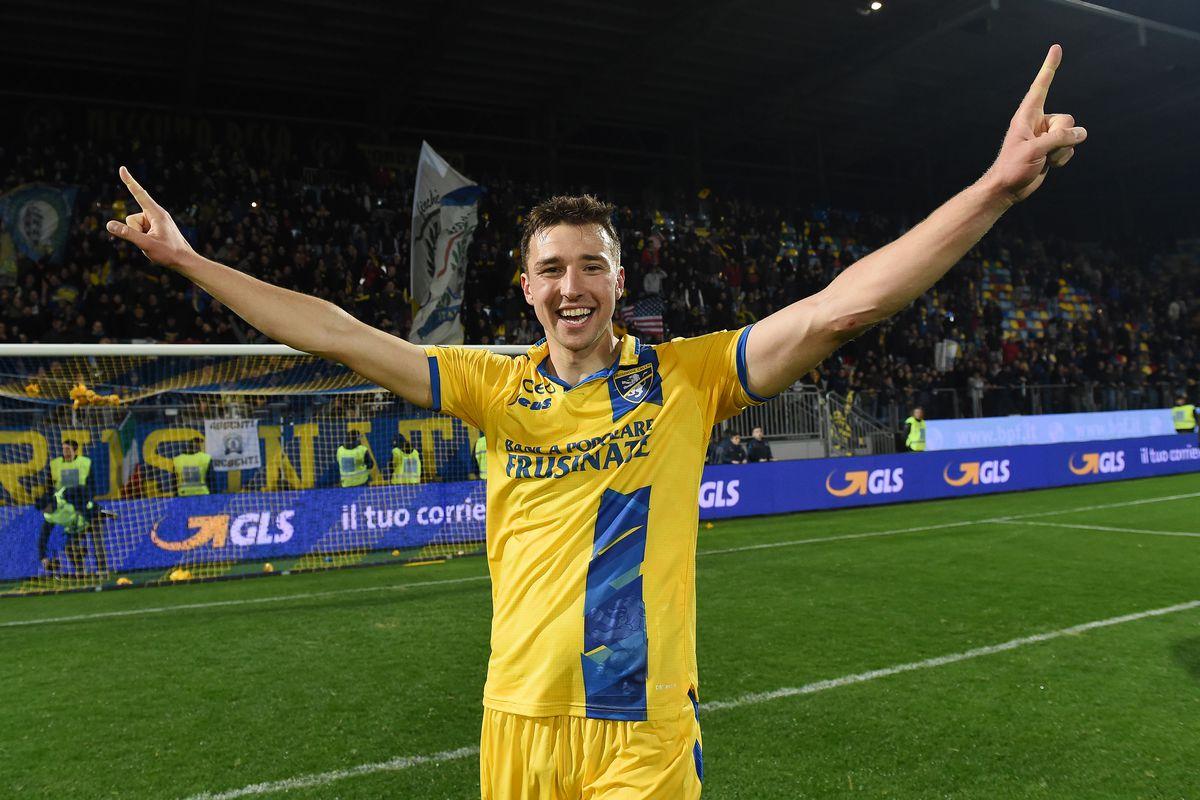 Frosinone v Salernitana - Serie B